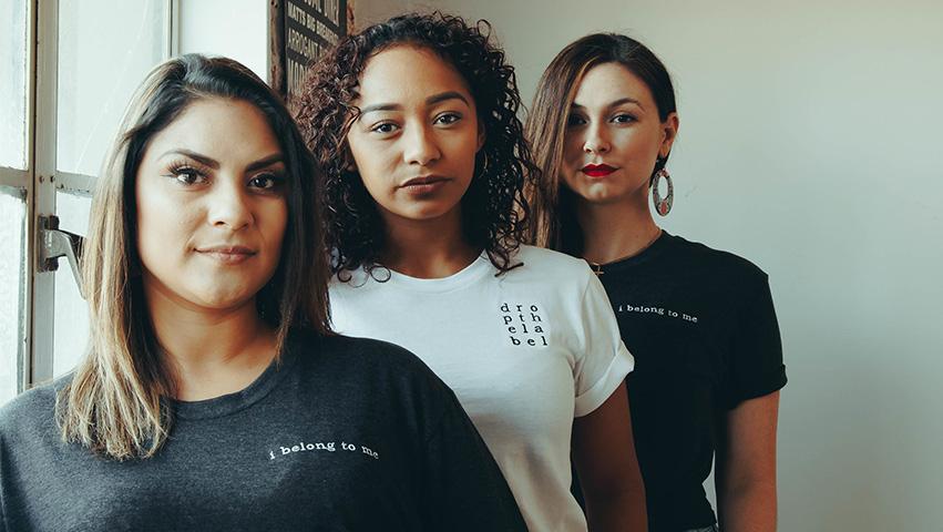 three women - 2 Veränderungen in der Zivilgesellschaft, die man im Auge behalten sollte
